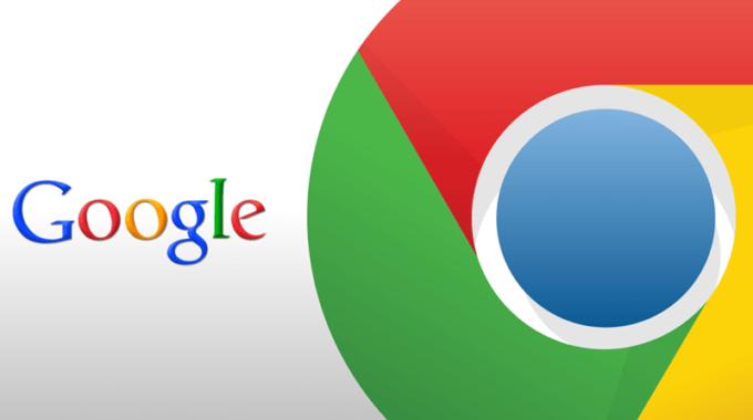 image of Google Chrome logo