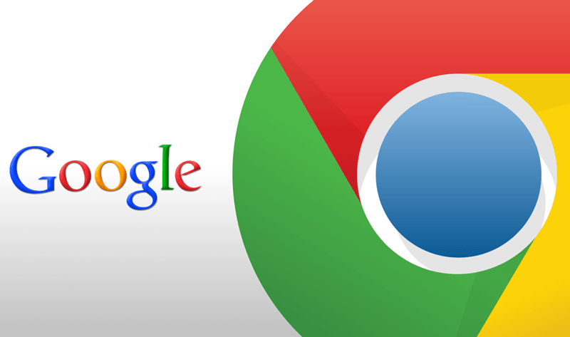 image of Google Chrome logo