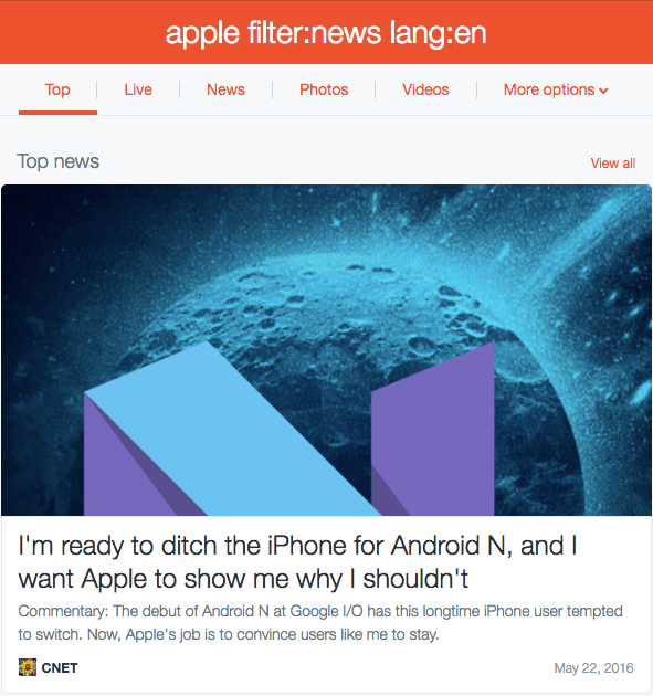 twitter-apple-news-search
