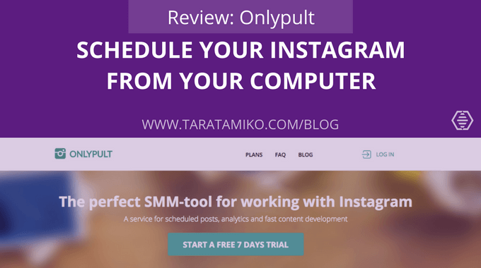 A review: Onlypult is the only Instagram scheduler you need in your life