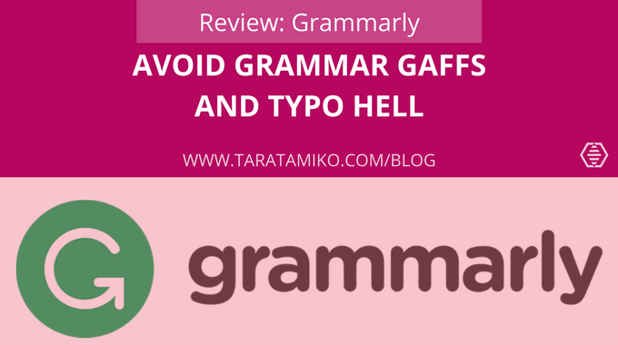 Grammarly blog header