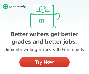 try grammarly now image