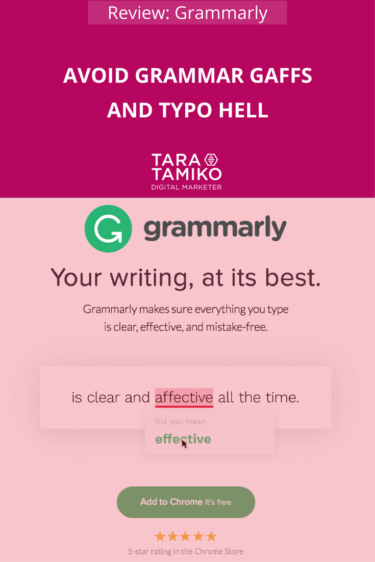 Is Grammarly worthy of your consideration? - A Grammar tool review
