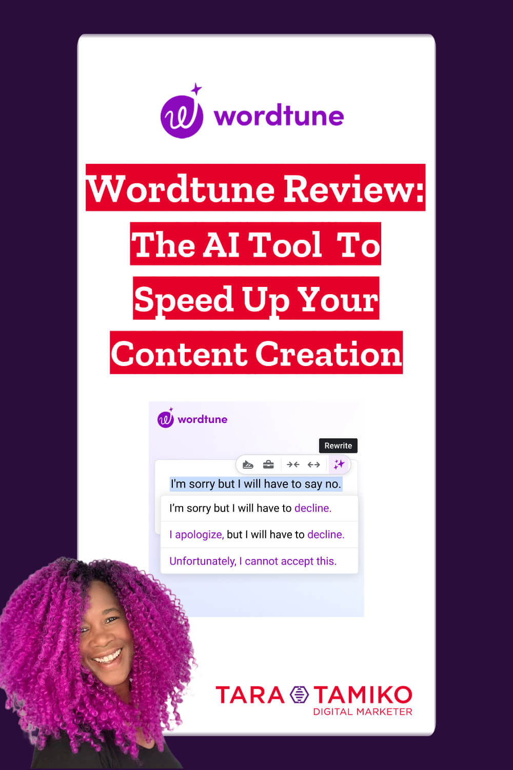 Wordtune Review: The AI Writing Tool to Speed Up Your Content Creation